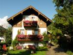 Vacation Apartment in Mittenwald - 377 sqft, central, quiet, ideal (# 3251)