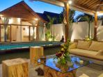 Luxury Private 8 Bedrooms Villa Seminak near Beach