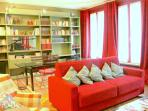 Paris Luxembourg Gardens apartment 90m2 6 sleeps