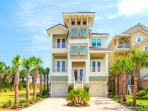 Tiki Tides, Ocean Front, 7 Bedrooms, Pool, Spa, T