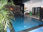 TrendyTreefrogvilla2 center Seminyak 5 min  beach