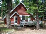 Cozy Cabin in Mountain Setting - Nearby Beach and Bike Trails (1103)