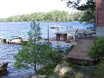 Pet-Friendly Waterfront Home on Lake Waukewan (REU96W)