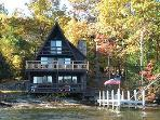 Lovely Waterfront Vacation Rental on Winnpesaukee (SLE119W)