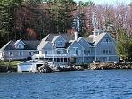 Large prestigious luxury home on Lake Winnipesaukee (CAR76Wap)