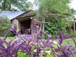 Ethridge Farm Log Cabin Bed and Breakfast