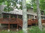 Peaceful Vacation Rental Home on Wakondah Pond (SUL406Wfm)