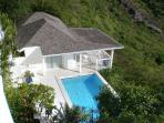 Bayamo at Colombier, St. Barth - Ocean View, Amazing Sunset Views, Private