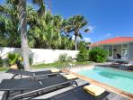 Les Sables at Lorient, St. Barth - On The Beach, Ocean View, Private