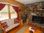 Authentic Lakefront 3BR Cabin w/ Private Dock & Hot Tub *NEW PHOTOS*