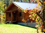 Buffalo Lodging Company- Moonlight Ridge Cabin