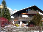 Vacation Apartment in Garmisch-Partenkirchen - 969 sqft, comfortable, bright, nice views (# 3602)