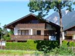 Vacation Apartment in Garmisch-Partenkirchen - 484 sqft, comfortable, bright, nice views (# 3604)