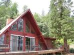 Disoover Peaceful Private Owl Lodge & Tahoe Forest
