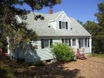 4 Bedroom Cape Near Wellfleet Village (1268)