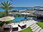 Villa Buenaventura - Stunning Ocean Views, Marvelous décor, Poolside Palpa