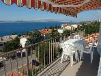 Apartment for 4 persons near the beach in Crikvenica