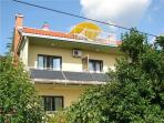 Apartment for 6 persons near the beach in Crikvenica