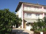 Apartment for 8 persons near the beach in Crikvenica