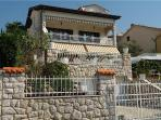 Apartment for 5 persons near the beach in Crikvenica
