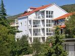 Holiday house for 6 persons near the beach in Crikvenica