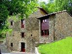 Luxury holiday house for 22 persons in Pyrenees