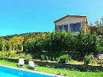 Attractive holiday house for 8 persons, with swimming pool , in Llanca