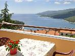 Attractive apartment for 7 persons in Rabac