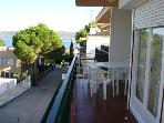 Attractive apartment for 5 persons near the beach in Llanca