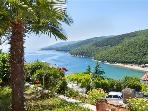 Attractive apartment for 4 persons near the beach in Rabac