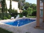 Holiday house for 6 persons, with swimming pool , in L'Ametlla de Mar