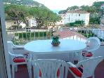 Apartment for 8 persons near the beach in Llafranc