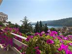Attractive apartment for 2 persons near the beach in Rabac