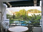 Apartment for 4 persons, with swimming pool , near the beach in Alcoceber