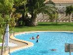Apartment for 5 persons, with swimming pool , near the beach in Denia