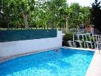 Apartment for 4 persons, with swimming pool , in Empuriabrava