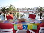 Apartment for 6 persons in Empuriabrava