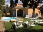 Attractive holiday house for 6 persons, with swimming pool , in Conil de la Frontera