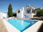 Holiday house for 6 persons, with swimming pool , in Estepona