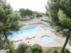 Apartment for 4 persons, with swimming pool , near the beach in Salou