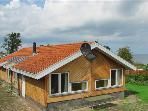 Holiday house for 10 persons in North-eastern Funen