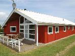 Holiday house for 8 persons in North-western Funen