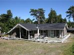 Holiday house for 6 persons near the beach in Snogebæk