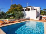 Attractive holiday house for 6 persons, with swimming pool , near the beach in Benissa