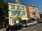 Apartment for 4 persons near the beach in Selce