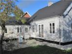 Attractive holiday house for 6 persons near the beach in Ærø