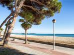 Apartment for 6 persons near the beach in Cambrils