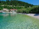 Attractive holiday house for 5 persons near the beach in Korcula
