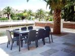 Holiday house for 7 persons, with swimming pool , in Empuriabrava