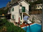 Holiday house for 8 persons, with swimming pool , in Crikvenica